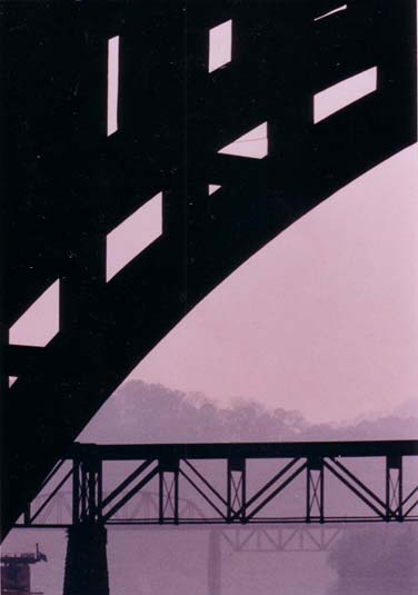 Bridge Montage by artist Cynthia Markert